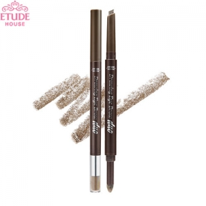 ETUDE HOUSE Drawing Eye Brow Duo 0.8g, ETUDE HOUSE