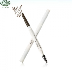 INNISFREE Auto Eyebrow Pencil 0.3g (Flat Eyebrow Pencil), INNISFREE