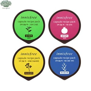 INNISFREE Capsule Recipe Pack 10ml [New], INNISFREE