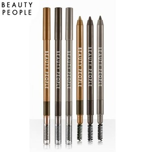 BEAUTY PEOPLE Waterproof Formula Eyebrow Auto Pencil 0.4g, Beauty People