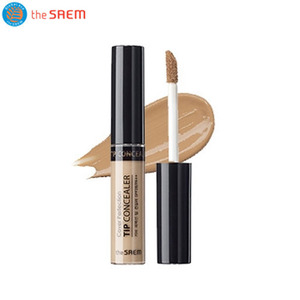 THE SAEM Cover Perfection Tip Concealer - Countour Beige 6.5g