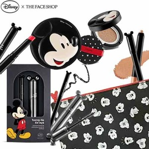THE FACE SHOP Limited items BBK Value Pack - All About Mickey (Disney Collaboration)