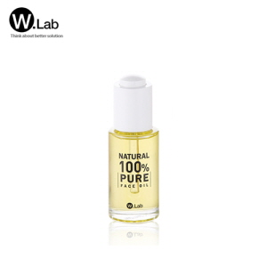 W.LAB Natural 100% Pure Face Oil 30ml, TOO COOL FOR SCHOOL