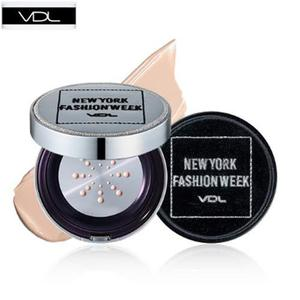 VDL Metal Cushion Foundation Moisture Glow SPF46 PA++ Refill 15g + Case 1ea (2016 New York Fashion Week collection),  VDL