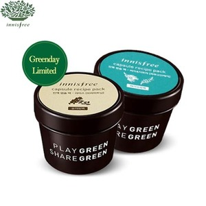 INNISFREE Capsule Recipe Pack 100ml [Green Product Limited]