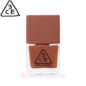 STYLENANDA 3CE Mood Recipe Long Lasting Nail Lacquer 10ml, 3CE