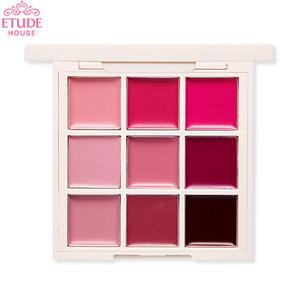 ETUDE HOUSE Personal Color Palette Cool Tone Lip 1g*9colors