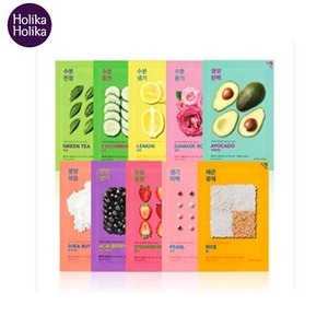 HOLIKA HOLIKA Pure Essence Mask Sheet 20ml, HOLIKAHOLIKA
