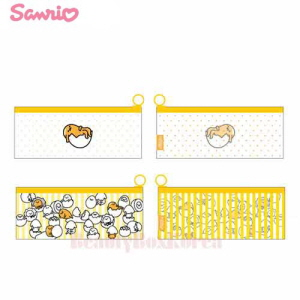 Gudetama Pencil Case Ver.1 1ea, Sanrio