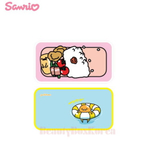 Gudetama Fabric Pencil Case 1ea, Sanrio