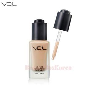 VDL Air Fluid Foundation Glow SPF30 PA++ 30ml