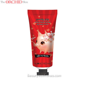 THE ORCHID SKIN Yovely Pig Hand Cream 60ml, THE ORCHID SKIN