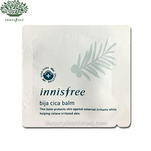 [mini] INNISFREE Bija Cica Balm 1ml*10ea