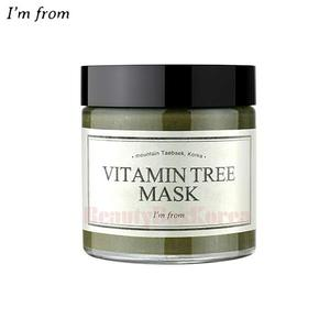 I'M FROM  Vitamin Tree Mask 110g