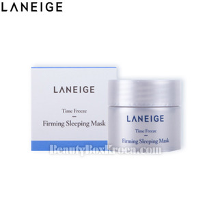 [mini] LANEIGE Time Freeze Firming Sleeping Mask 10mll, LANEIGE