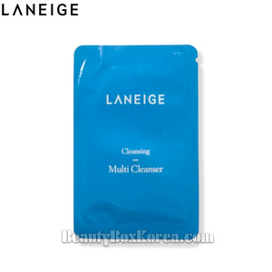 [mini] LANEIGE Multi Cleanser 4ml*10ea