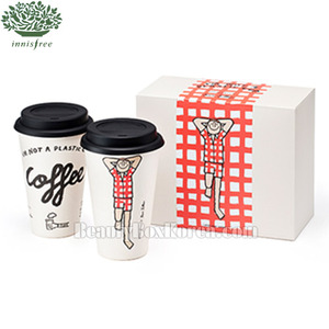INNISFREE Cold Cup Set [INNIESFREE x Jean Jullien]
