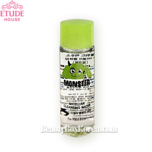 [mini] ETUDE HOUSE Monster Micellar Cleansing Water 25ml