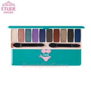 ETUDE HOUSE Play Color Eyes Beach Party 1g*10colors [Online Excl.]