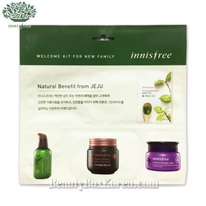 [mini] INNISFREE Welcome Kit For New Family 20ml+2ml+4ml