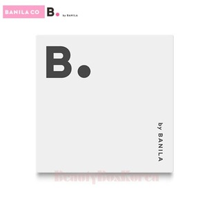 B BY BANILA Eyecrush Shadow Palette 1.6g*4