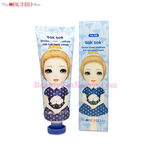 THE ORCHID SKIN Moisture Hand Cream 60ml, THE ORCHID SKIN