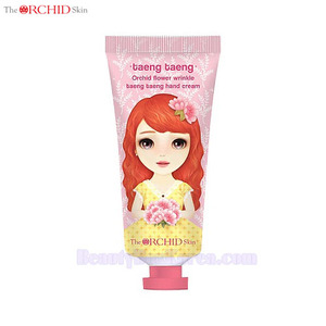 THE ORCHID SKIN Wrinkle Hand Cream 60ml, THE ORCHID SKIN