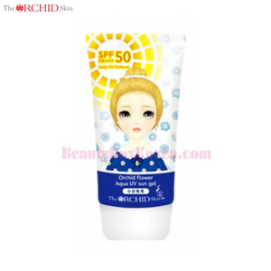 THE ORCHID SKIN Orchid Flower Aqua UV Sun Gel 50ml SPF50 PA+++, THE ORCHID SKIN