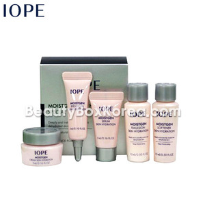 [mini] IOPE Moistgen Skin Hydration Special Gift Set 5items