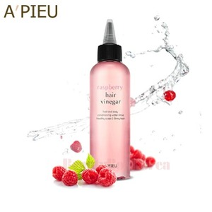 [mini]A'PIEU Raspberry Hair Vinegar 100ml,Beauty Box Korea