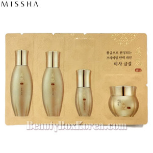 [mini] MISSHA Misa Geum Sul Line 4items*10ea