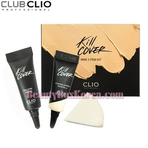 [mini] CLIO kill Cover Mini 3item Kit