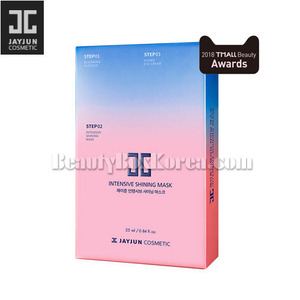 JAYJUN Intensive Shining Mask 25ml*10sheets, JAYJUN COSMETIC
