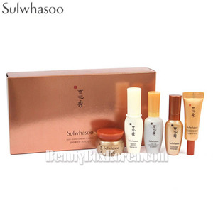 [mini] SULWHASOO Anti-Aging Care Kit 5items