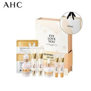 AHC The Pure Real Eyecream For Face Plus Set [Monthly Limited -May 2018]
