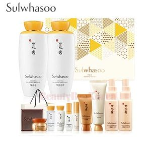 SULWHASOO Essential Revitalizing Basic Set [Monthly Limited -JUNE 2018]