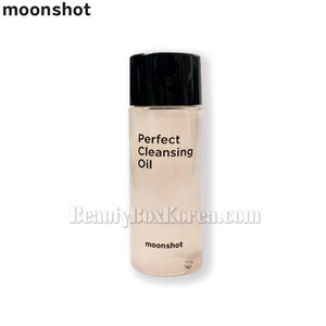[mini] MOONSHOT Perfect Cleansing Oil 20ml,MOONSHOT,Beauty Box Korea