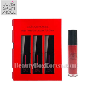 [mini] JUNGSAEMMOOL High Tinted Lip Lacquer 1ea