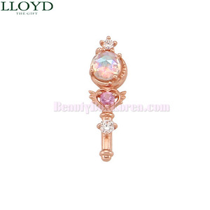 LLOYD Moon Rod & Crystal Broach Earrings 1pcs LPFH4071G [LLOYD x Sailor Moon]