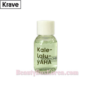 [mini] KRAVE Kale lalu yAHA 20ml,Beauty Box Korea