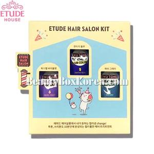 [mini] ETUDE HOUSE Hair Salon Kit 3items