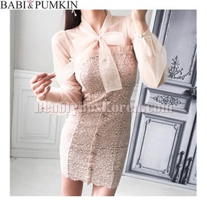 BABI&PUMKIN Lace Itself One piece 1ea