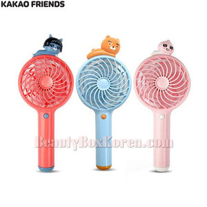 KAKAO FRIENDS Handy Fan 1ea,Beauty Box Korea