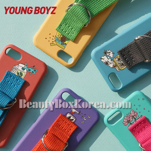 YOUNG BOYZ Sun Case Custom(Illust) 1ea