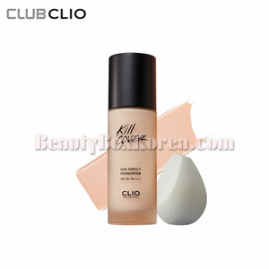 CLIO Kill Cover Stay Perfact Foundation SPF 50+PA++++ 35g Special Set