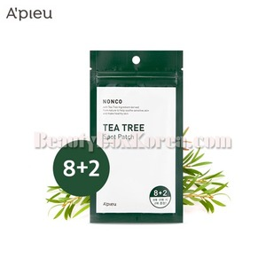 A'PIEU Nonco Tea Tree Spot Patch 10ea