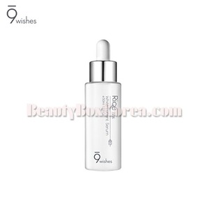 9WISHES Rice 72% White Lucent Serum 50ml