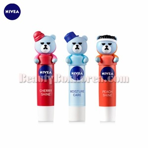 NIVEA Lip Care 4.8g [KRUNK Edition]*3ea