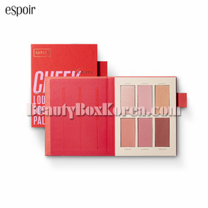 ESPOIR Cheek Lookbook 2 24g[2018 F/W Edition]