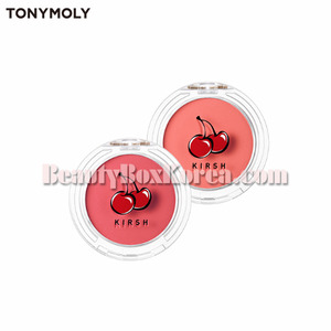 TONYMOLY Fruits Shot Single Blusher 6g[TONYMOLY x KIRSH]